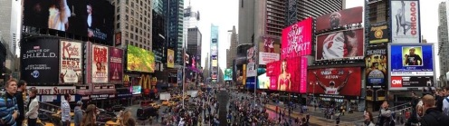 NYC-timessquare